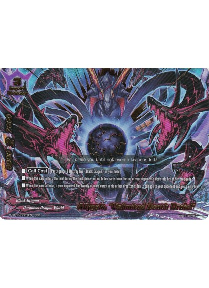 """Abygale, """"Unlimited Death Drain!"""""""