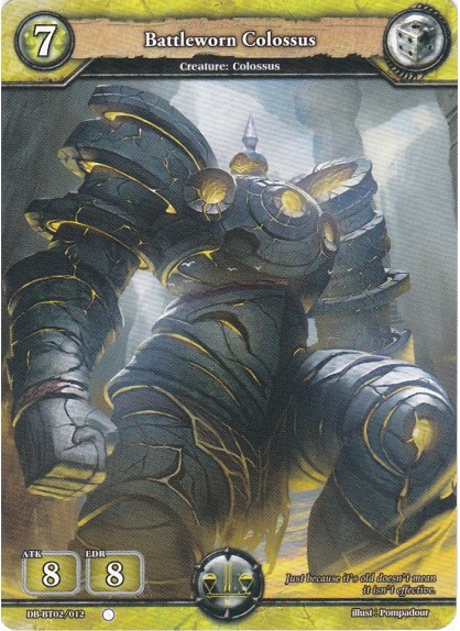 Battleworn Colossus