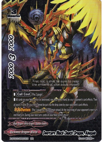 Overturn Black Death Dragon, Abygale (BR)
