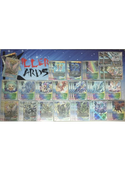 """Great Wall of Ice"" Athora Deck"